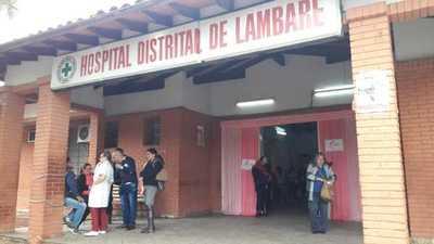 Hospital de Lambaré: Denuncian irregularidades y claman presencia del ministro