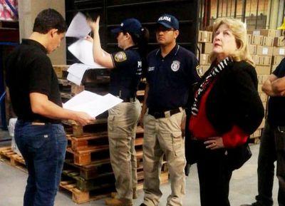 Realizan allanamientos por presunta evasión de G. 12.000 millones