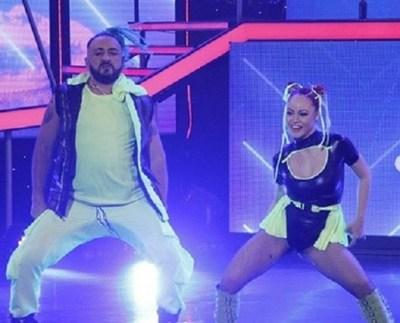 Injusta calificación para El Chure en su debut en el Baila