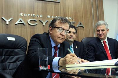 Nicanor miente en el conflicto con Argentina