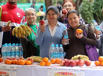 INAN presenta guía para revertir índices de obesidad y mala alimentación
