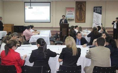 Instruyen sobre elaboración del Plan Operativo Institucional