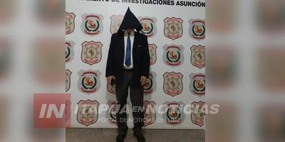 DETIENEN EN EL CONGRESO A UN FUNCIONARIO DE DIPUTADOS POR SUPUESTO ABUSO DE MENORES
