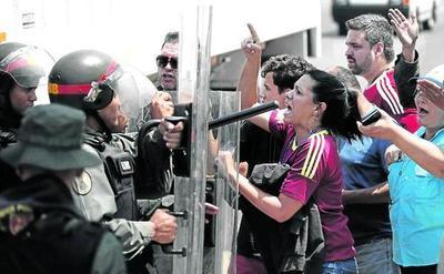 Están dadas las condiciones para la intervención extranjera en Venezuela