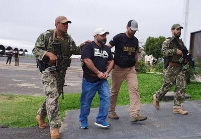 HOY / Brasil agradece a Paraguay por la entrega de otro capo del narcotráfico