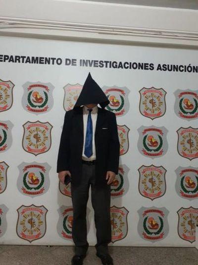 Funcionario del Congreso detenido por supuesto abuso sexual en niños