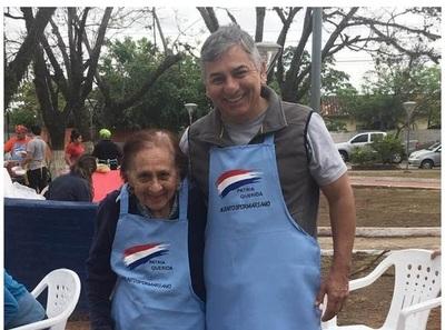 Chofer de transganado se postula a concejal de Mariano Roque Alonso