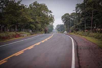 Tramo pavimentado fortalece conectividad y producción agrícola en San Pedro