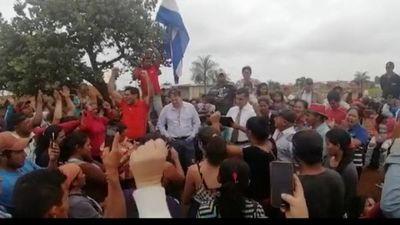 Imputan  al ex gobernador Pedro Gonzales por invasion en Pedro Juan Caballero