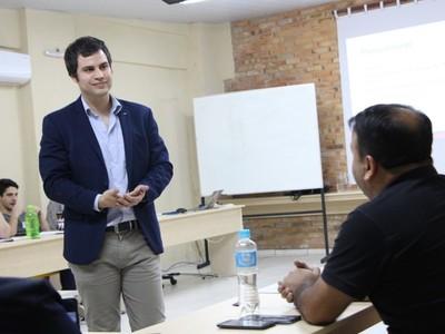 Organizan curso para emprendedores y dueños de pymes
