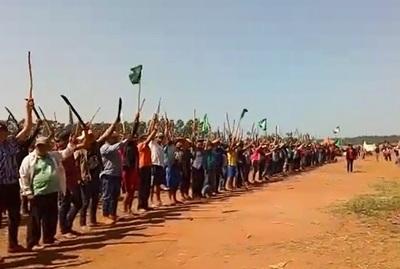 Productores denuncian amenazas de invasores en Repatriación