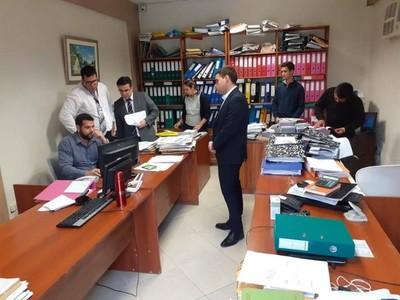Operativo 'Balanza' de la SET: en total se realizaron nueve allanamientos simultáneos en comercios