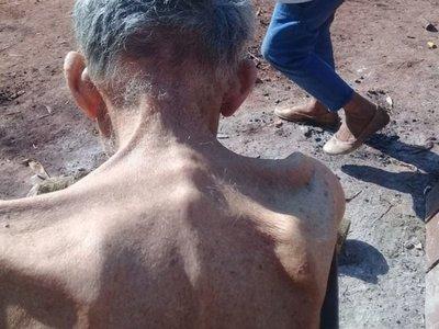 Aparecieron los hijos del abuelo que fueron buscados hasta por la Interpol