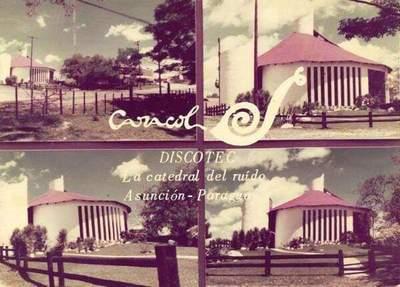 """Esta noche recordamos la Discoteca Caracol """"La Catedral del Ruido"""" de los 70'"""