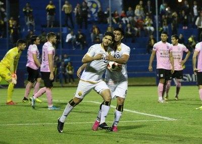 Con sufrimiento, Guaraní venció a Santaní y avanza en la Copa Paraguay