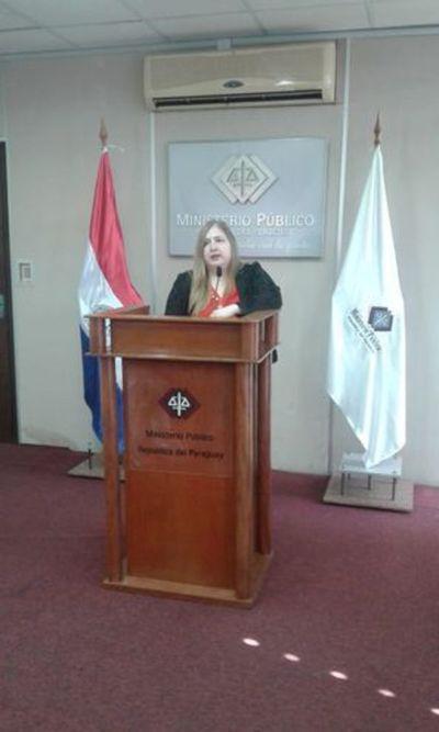Fiscal Liliana Alcaraz admitió que informe de Comisión Bicameral no ofreció datos nuevos al caso