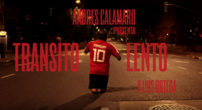 """HOY / Un paraguayo protagoniza el videoclip de """"Tránsito Lento"""", canción de Andrés Calamaro"""