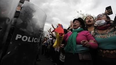 Defensoría del Pueblo de Ecuador creará comisión para investigar abusos a DDHH