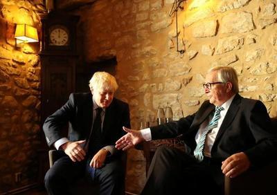 El Reino Unido y la Unión Europea alcanzaron un nuevo acuerdo sobre el Brexit