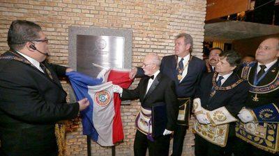 La masonería en Paraguay