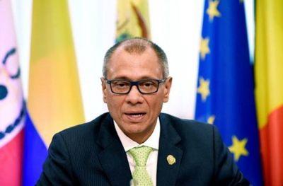 Justicia de Ecuador confirma condena para exvicepresidente por caso Odebrecht
