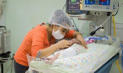 45.938 nacidos vivos en el hospital Los Ángeles