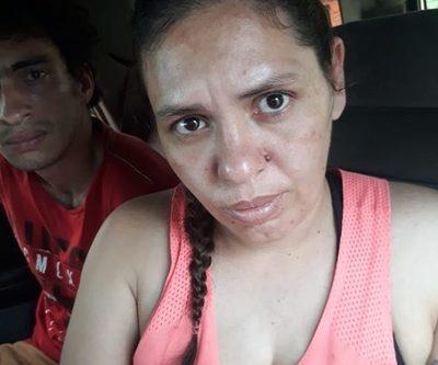 Detienen a tortoleros en el barrio Ñasaindy de CDE
