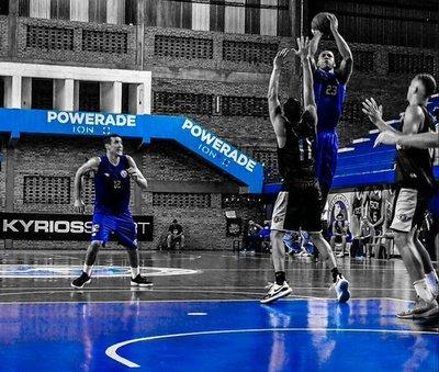 San José y Sol en juegos diferentes por un mismo objetivo clasificar a las finales de Basket