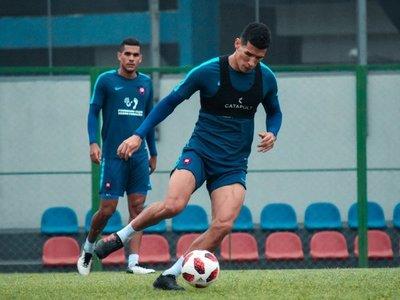 Marcos Cáceres, nuevamente lesionado