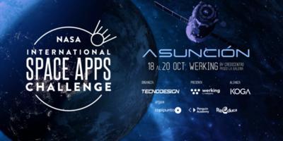 Paraguay tendrá desde este viernes su primera edición del NASA Space Apps