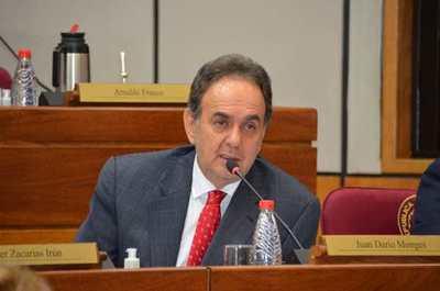 Senado prestó acuerdo para ascenso de policías