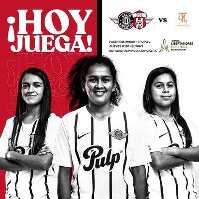 Libertad Limpeña con la misión de triunfar para buscar la clasificación en la Libertadores Femenina