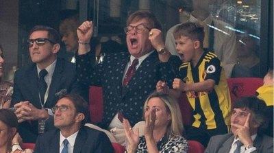 Watford y el fútbol me 'salvaron la vida', revela Elton John