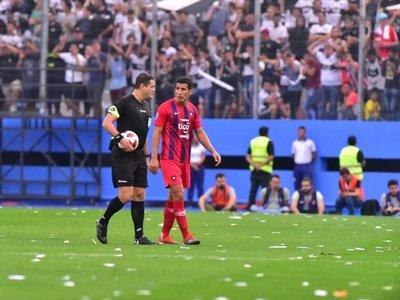 Cerro Porteño aclara situación de Marcos Cáceres