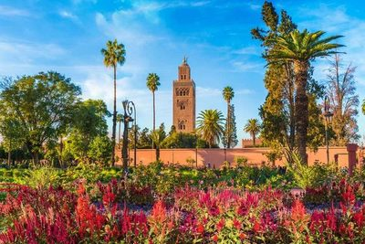 Marrakech: desde mezquitas hasta tumbas