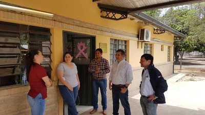Evalúan plan de ordenamiento territorial en Carmelo Peralta y otras ciudades del Alto Paraguay