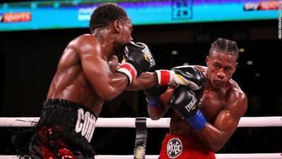 Boxeador muere en pleno combate