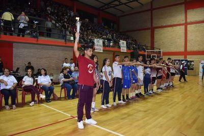 San Lorenzo es sede de la XII edición del inter centros regionales del país