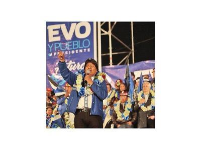 La elección de gobierno débil llevaría a Bolivia a una crisis