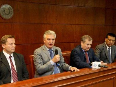 Bacchetta teme perder ante Corte IDH y anulan notificación al Senado