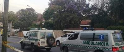 Presunta imprudencia de ambulancia provocó mortal accidente