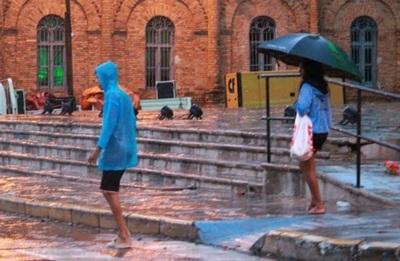 Meteorología emite alerta de lluvias