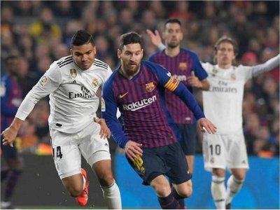 Barça y Real Madrid disponen hasta el lunes para programar juego