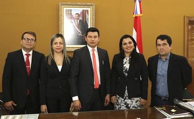 Presidente del Indert cambiará al director del Alto Paraná