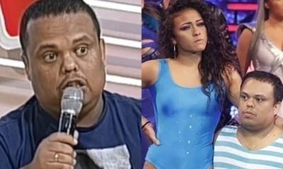 Mortero Bala explicó el supuesto 'desaire' de su bailarina Ale Dragui