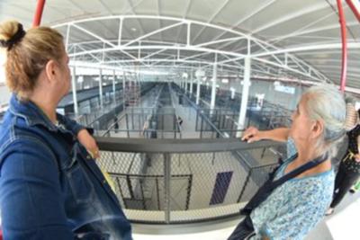 Más de 350 permisionarios beneficiados con el nuevo Bloque C del Abasto
