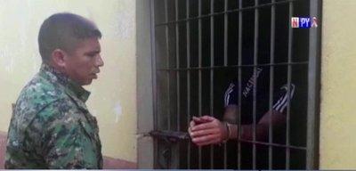 Detienen a presunto extorsionador en San Pedro