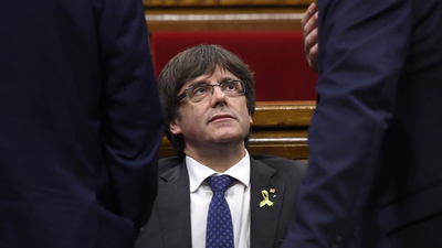 Dejan en libertad sin fianza a Puigdemont a pesar de la euroorden española
