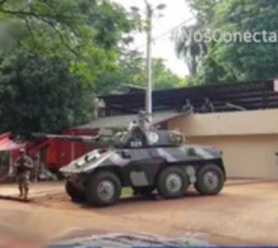 Juez y director de penal son detenidos por caso 'granja VIP'