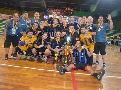 Fomento, campeón sudamericano de fútbol de salón